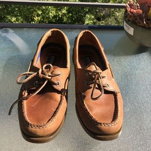 Sperry Boat Shoes, 9M